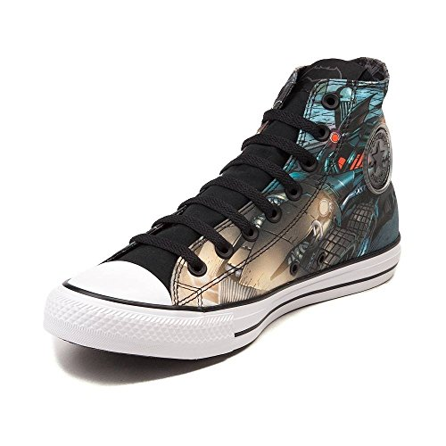 Omgekeerde Chuck Taylor All Star Hi Top Sneaker Batman2