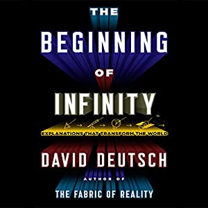 The Beginning of Infinity Hörbuch
