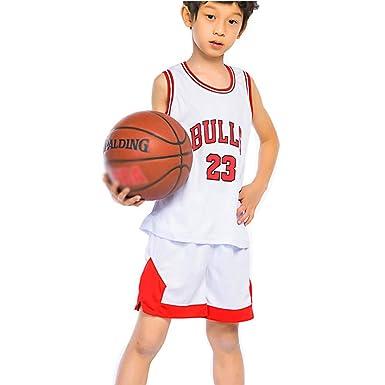 ZGJY Conjunto de Camiseta para niños Chicago Bulls Michael ...