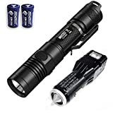 Combo: Nitecore MH12GT Rechargeable Flashlight