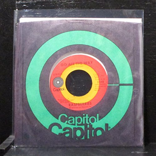 Records Rpm Way 45 (Go All The Way/With You In My Life (7