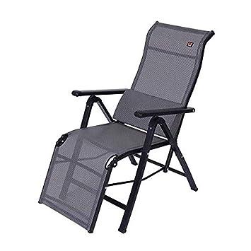 FMEZY Sillas reclinables para Patios, sillas reclinables ...