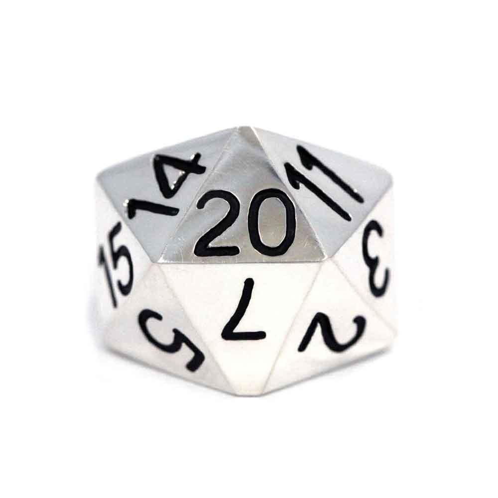 HAN CHOLO 20 Sided Dice Ring