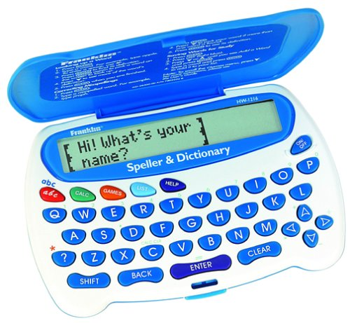 Franklin HW-1216 Children's Speller and Dictionary by Franklin Electronics