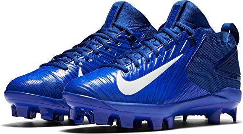 new style 9bc05 ee507 Nike Men Trout 3 Pro MCS Baseball Cleats (11 D(M) US, Racer Blue White Rush  Blue)