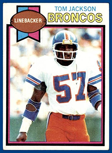 1979 Topps #83 Tom Jackson DENVER BRONCOS LOUISVILLE CARDINALS (ex-mt) -