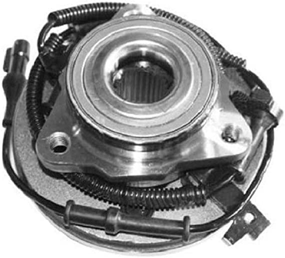 GSP 116096 Axle Bearing and Hub Assembly Left or Right Front Driver or Passenger Side