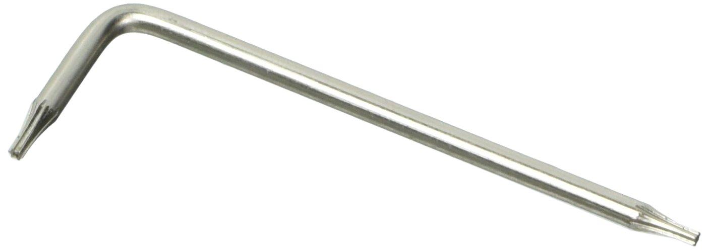 Silverhill Tools ALK10TS06 L Key 10 Pack TS6 Security Hexalobe 6 Point Star