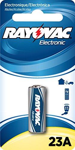 Rayovac 23A Alkaline Batteries, 12V Alkaline Keyless Batteries (1 Battery Count)