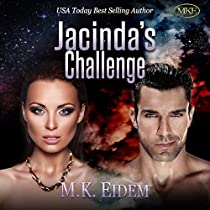 JACINDA'S CHALLENGE: THE IMPERIAL SERIES, BOOK 3