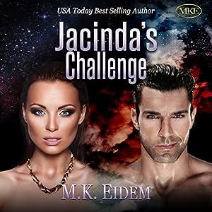 Jacinda's Challenge Hörbuch
