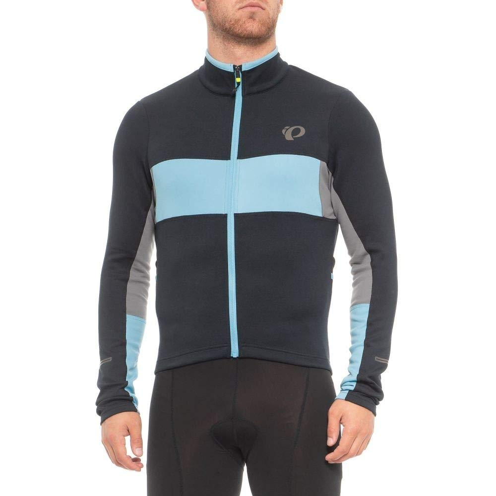 (パールイズミ) Pearl Izumi メンズ 自転車 トップス ELITE Escape Thermal Cycling Jersey - Full Zip, Long Sleeve [並行輸入品]   B07MFKVLTH