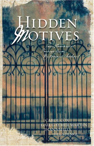 Motif Shadow Box - Hidden Motives: Four Romances Emerge from Mysterious Shadows