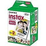 Fujifilm Instax Mini Instant Polaroid Camera 300 7S 8 25 30 50S 55 -20 Films Fuji