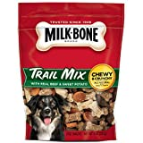 Milk-Bone Trail Mix With Real Beef & Sweet Potato Dog Snacks, 9-Ounce (Pack Of 6) Review