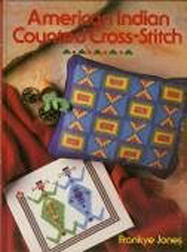 American Indian Counted Cross Stitch