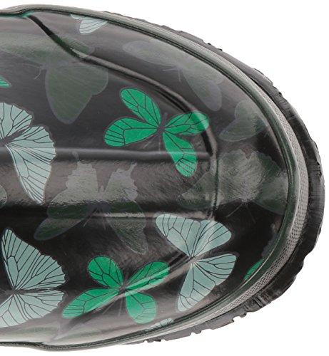Myrar Kvinna Klassiska Fjärilar Snö Boot Svart / Multi