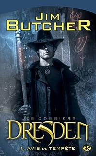 Les dossiers Dresden 01 : Avis de tempête