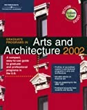 Arts and Architecture 2002, Peterson's Guides Staff, 0768906717