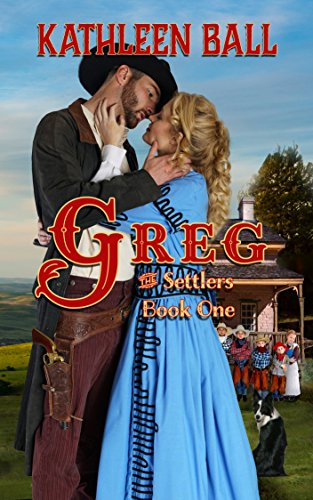Greg (The Settlers Book 1) cover