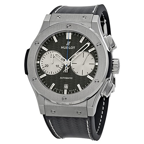 Hublot Classic Fusion Bol d'Or Mirabaud Black Dial Mens Watch 521NX.1717QRBOM13