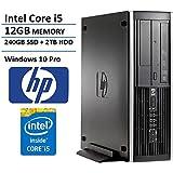 HP Elite 8200 (240GB SSD) - (Certified Refurbished)