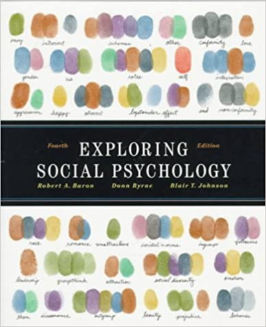 Amazon exploring social psychology 4th edition exploring social psychology 4th edition 4th edition fandeluxe Choice Image