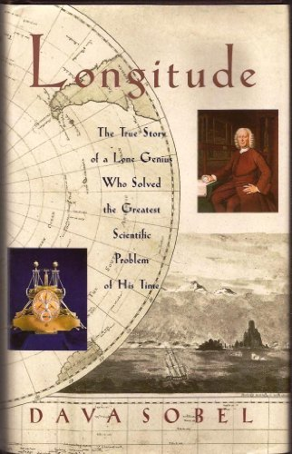 an examination of the book longitude the true story of a lone genius who solved the greatest scienti Photograph by mia berg & drawing of h4 by national maritime musuem, london dava sobel, author, longitude: the true story of a lone genius who solved the greatest scientific problem of his time .