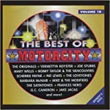 The Best Of Motorcity Vol. 10 by Various Artists (2011-10-24)