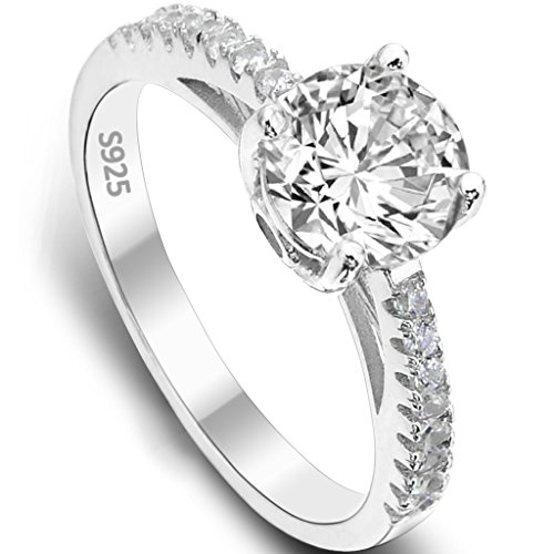 0.25 Ct Engagement Ring - 9