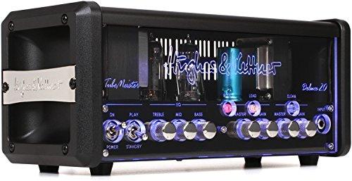 Hughes & Kettner Power Amps - Hughes & Kettner TubeMeister 20 Deluxe Head Black