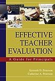 Effective Teacher Evaluation 1st Edition