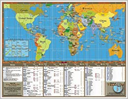 20022003 world telecom map country codes area codes and time 20022003 world telecom map country codes area codes and time zones for every country and all the major cities of the world gumiabroncs Images