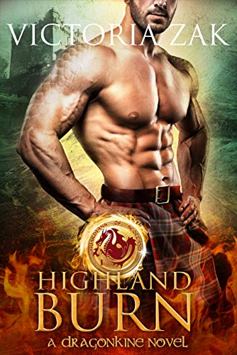 Will Love's Flame Quench the Dragon's Fire? ...The past never stays in the past, it rears its ugly head eventually. James the Black Douglas knows this all too well. With a past that has left him vengeful and his dragon blood thirsty, his reputation a...