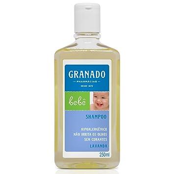 Linha Bebe Granado - Shampoo Bebe Lavanda 250 Ml - (Granado Baby Collection - Lavender