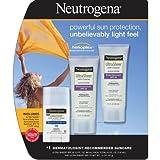 Cheap Neutrogena Ultra Sheer Dry-Touch Sunscreen, SPF 55, 3 Ounce 2PK + Ultra Sheer Face & Body Stick SPF 70 1PK ,Neutrogena- d7tg
