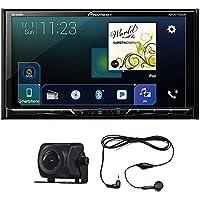 Pioneer AVH-2300NEX 2-DIN 7 DVD Bluetooth Apple Play Sirius XM App radio Mode + Free ND-BC8 Camera & Audiocon Earphone