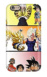 Charejen Iphone 6 Well-designed Hard Case Cover Dbz Protector