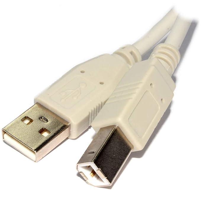 HP DeskJet 2130 - Cable USB de Impresora multifunción (1,8 m, para ...