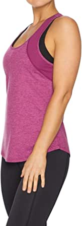 Rockwear Activewear Women's Passion Racer Back Singlet Mulberry 6 from Size 4-18 for Singlets Tops