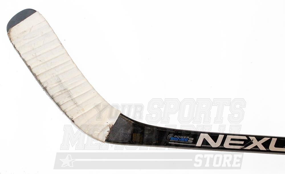 Chris Kreider New York Rangers Game Used Bauer Nexus 1N Hockey Stick