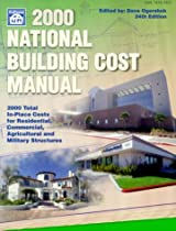 2000 National Building Cost Manual (National Building Cost Manual, 2000)