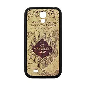 The Marauders Map Cell Phone Case for Samsung Galaxy S4