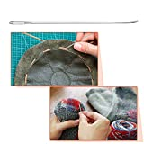 6 Sets Hand Sewing Needles, Repair Hand Sewing