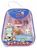 Littlest Pet Shop Bathtime Playset with 4 Pets