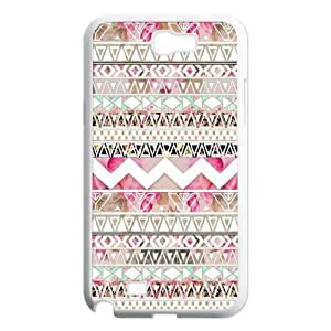 Aztec Tribal Pattern Classic Personalized Phone HTC One M7 ,custom cover case ygtg536841
