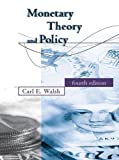 img - for Monetary Theory and Policy (The MIT Press) book / textbook / text book
