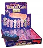 Gift Set Of Happy Top Tickler Cage (8Box) And one package of Trojan Fire and ...