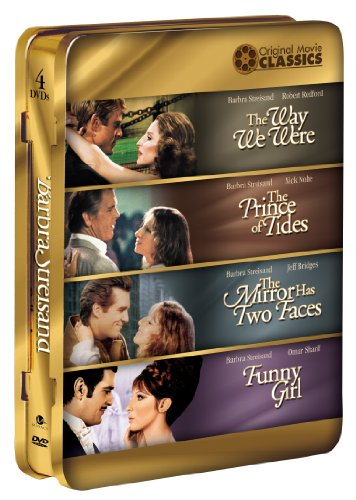 Barbra Streisand Collection (The Way We Were/ The Prince of Tides/ The Mirror has Two Faces/ Funny Girl) by Madacy (Music Distributor)
