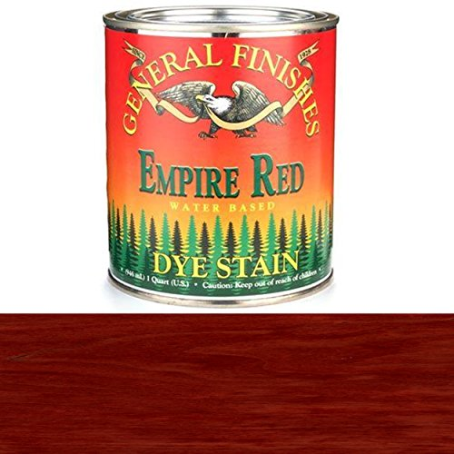bright red wood stain - 8